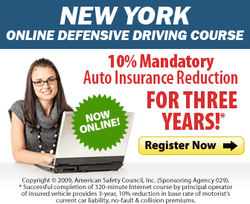 Picture of Woman Taking On Line Defensive Driving Course